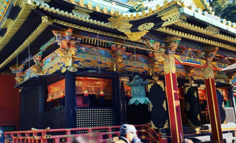 Kunozan Toshogu Shrine