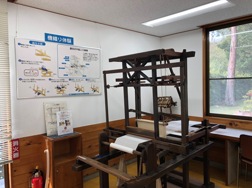 the loom Sakichi Toyoda invented