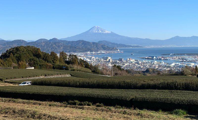 Best view spot of Nihondaira