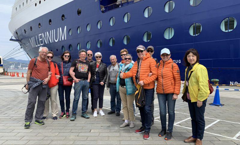 shimizu port cruise