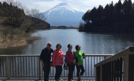 Lake Tanuki private tour