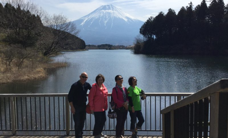 Lake Tanuki private tour