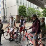 Rental hybrid bikes