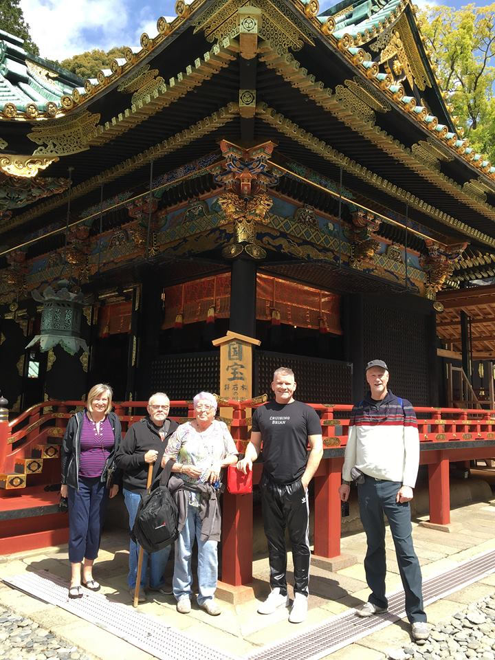Kunozan Toshogu Shrine