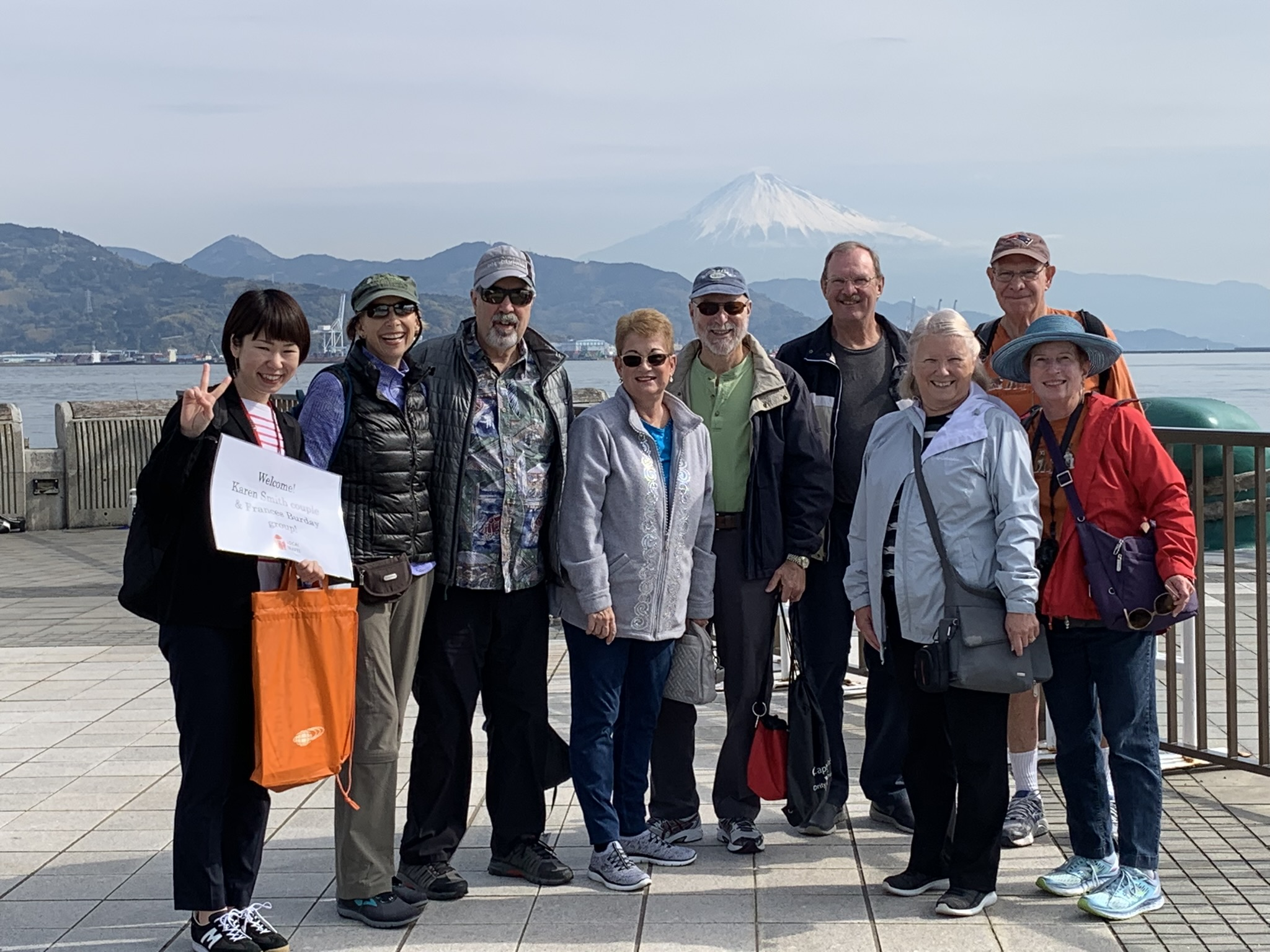 Kiyono, a partner English speaking guide of Local Travel partners