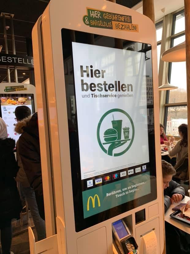 McDonald Berlin
