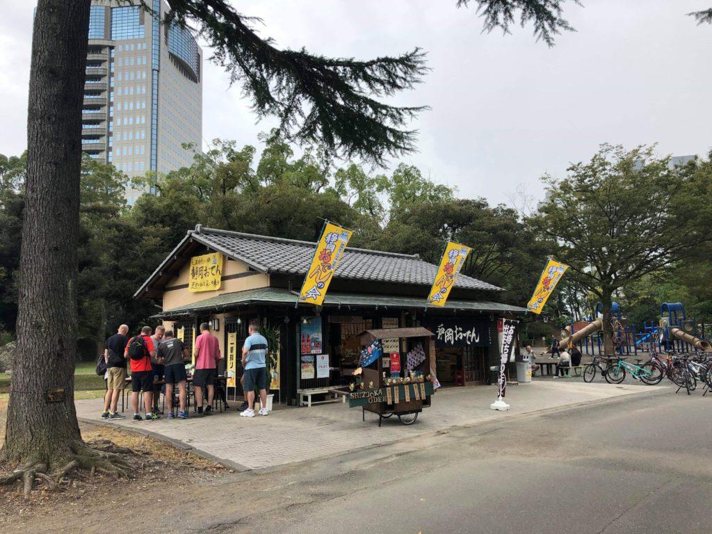 bike tour in shizuoka /oden
