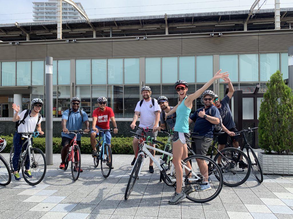 bike tour in shizuoka