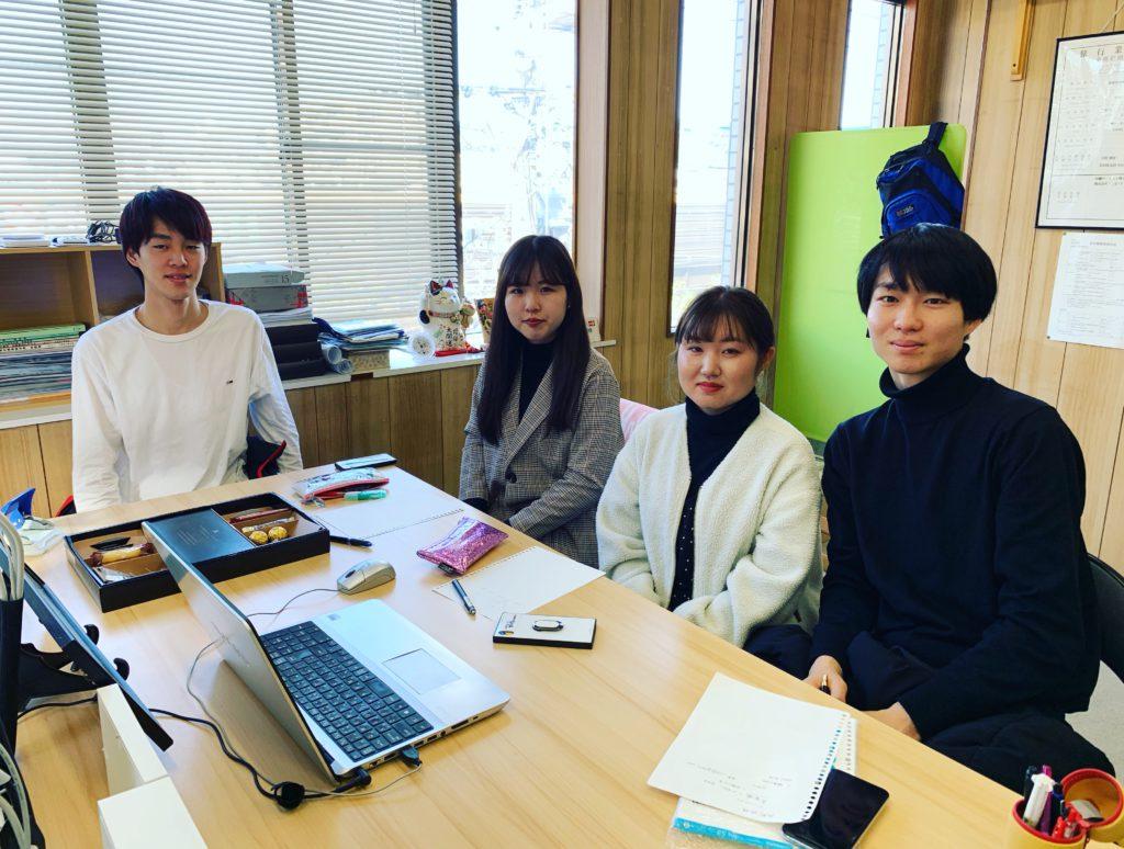 internship students