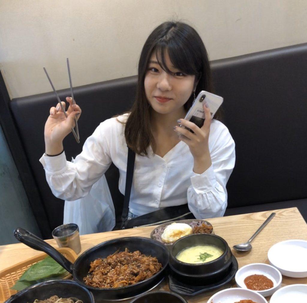 Yuiri an internship student