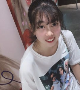 Kyoka an internship student