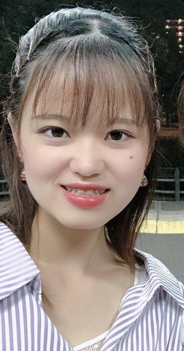 Risa Tokoha University internship student