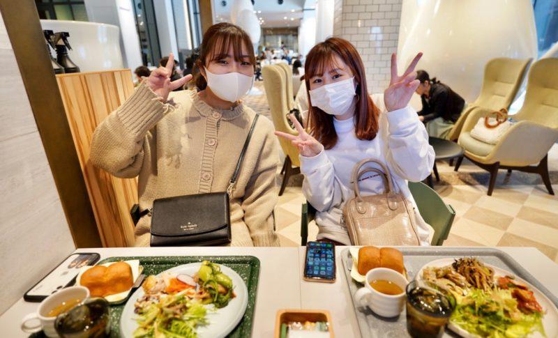 Tokoha University internship students